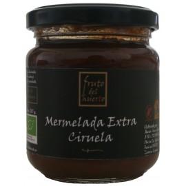 Mermelada Artesana de Ciruela, Fruto del Huerto, 210 gr.