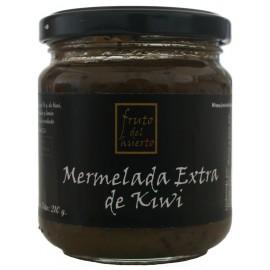Mermelada Artesana de Kiwi, Fruto del Huerto, 210 gr.