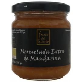 Mermelada Artesana de Mandarina, Fruto del Huerto, 210 gr.