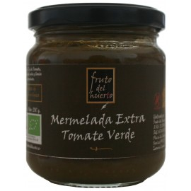 Mermelada Artesana de Tomate Verde, Fruto del Huerto, 210 gr.