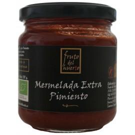 Mermelada Artesana de Pimiento Rojo, Fruto del Huerto, 210 gr.