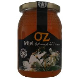 Miel Pura de Milflores, OZ Miel Artesanal del Pirineo, 500 gr.