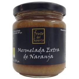 Mermelada Artesana de Naranja, Fruto del Huerto, 210 gr.