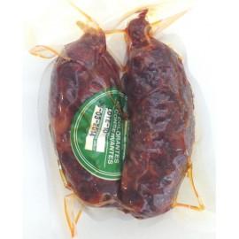 Chorizo Ibérico Artesano, Julián Becerro, 270 gr.
