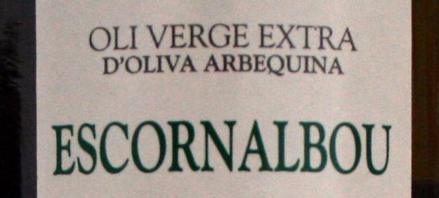 Blog ADNartesano - Propiedades del aceite de oliva virgen extra - Etiqueta Aceite de Oliva Virgen Extra