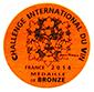 ADNartesano - Alsina&Sardà - Challenge International Du Vin Francia 2014